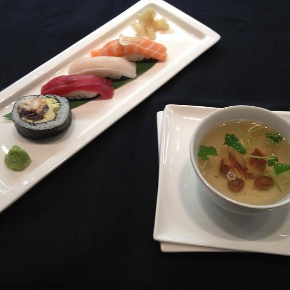 Sushi And Soup - Lobby Lounge @ Four Seasons Hotel Westlake, Westlake Village, CA
