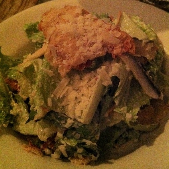 Caesar Salad W. Bacon & White Anchovies - Delphine - W Hotel Hollywood, Hollywood, CA