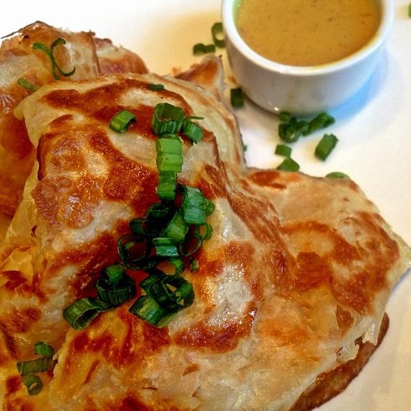 Roti Prata @ Straits Houston City Center