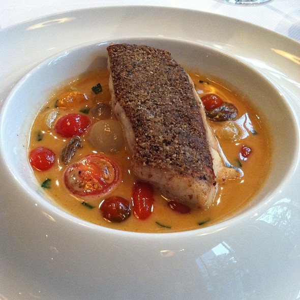 Red Snapper @ Nougatine at Jean Georges