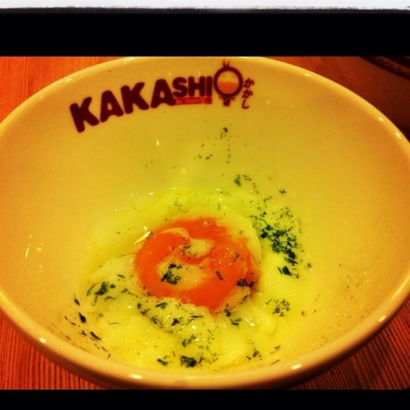 Onsen Tamago @ Kakashi   คาคาชิ (โลตัส บางปะกอก)