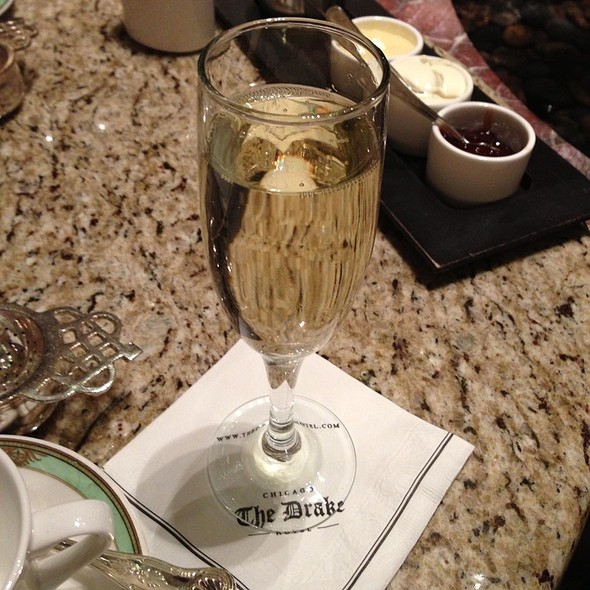 Champagne - The Palm Court, Chicago, IL