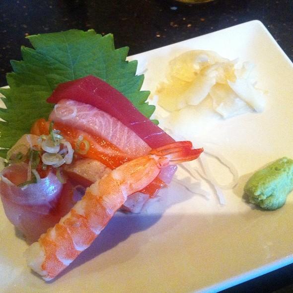 Sushi Sashimi Deluxe Combo - Wokcano - Burbank, Burbank, CA