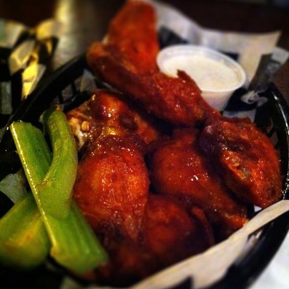 Smoked Buffalo Wings @ Northbound Smokehouse Brewpub