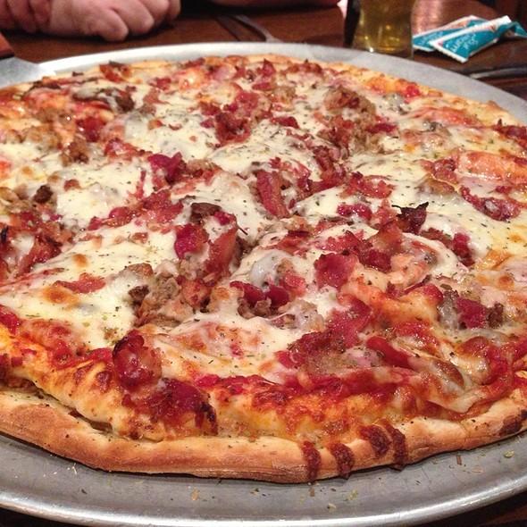 Slaughterhouse Five @ Jockamo Upper Crust Pizza