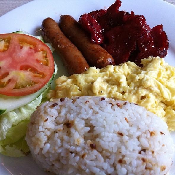Filipino Breakfast Medley