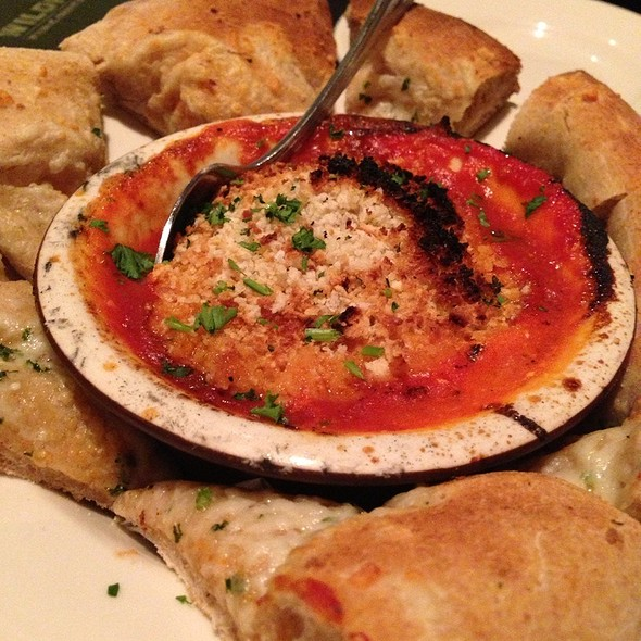 Baked Goat Cheese And Tomato Sauce - Wildfire - Schaumburg, Schaumburg, IL