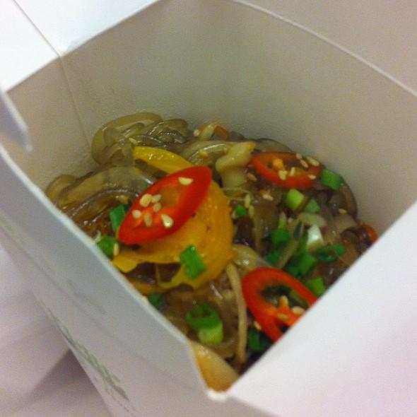 Jab Chae Noodles
