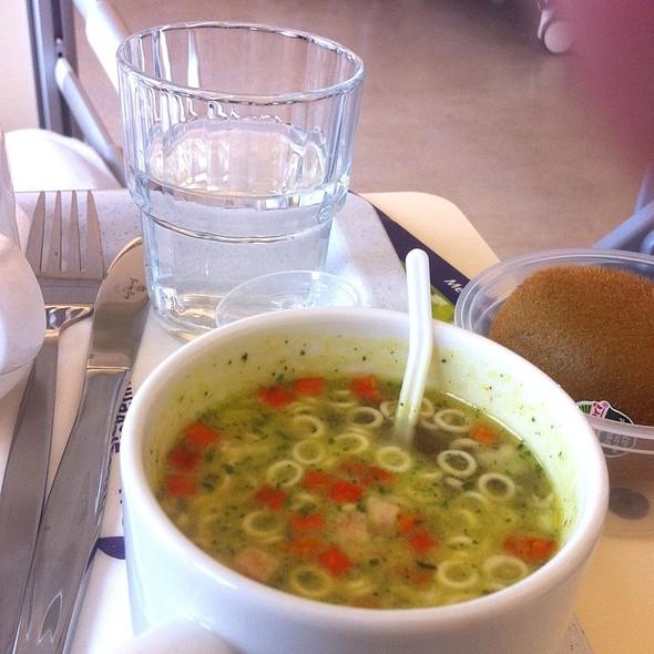 Chicken Noodle Soup @ Hage Ziekenhuis