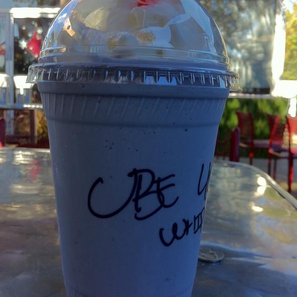 Ube Milkshake