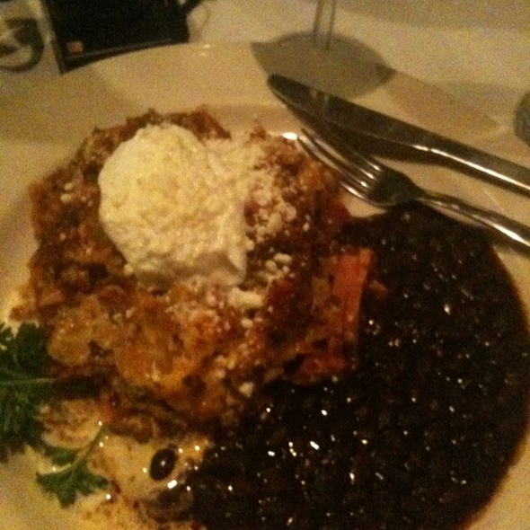 Chilaquiles @ Dixie Quicks Magnolia Room