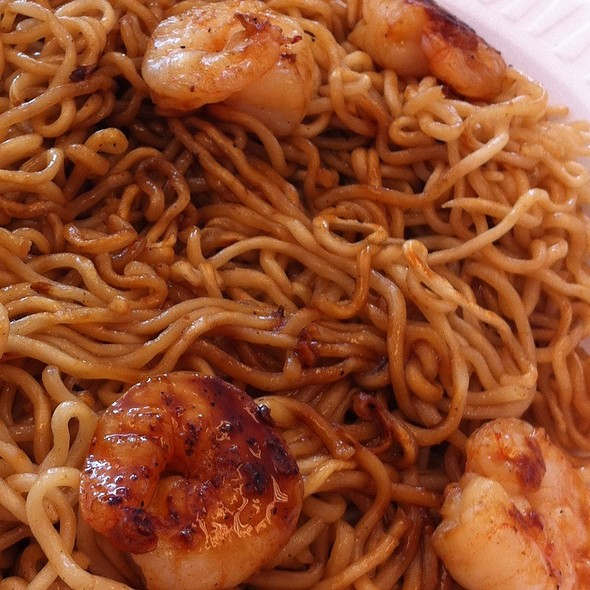 Shrimp Soba Kids Meal