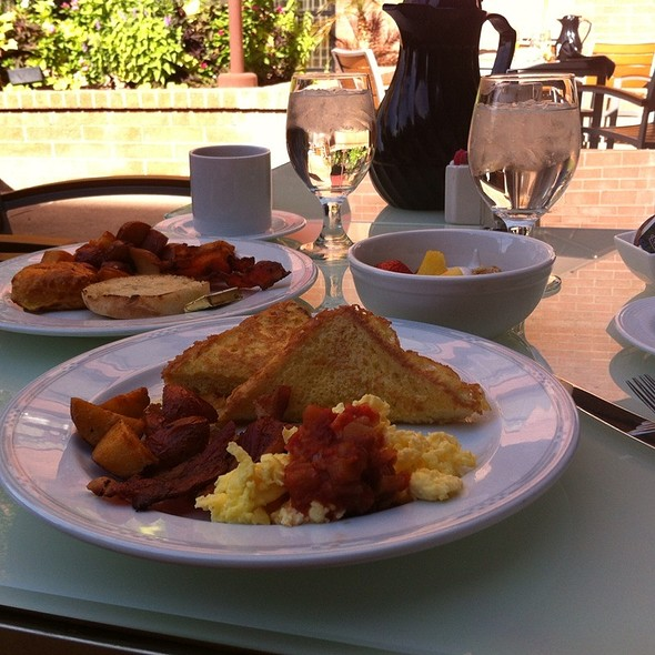 Breakfast @ Scottsdale Marriott Suites Old Town