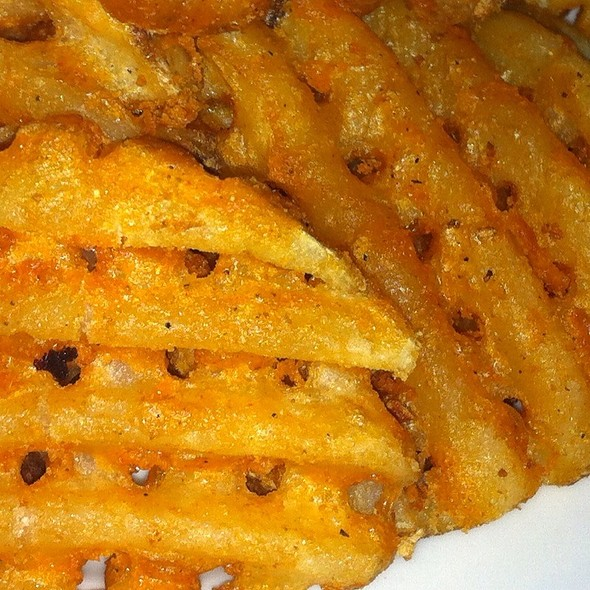 Waffle Fries - Jackson Brewery Bistro Bar, New Orleans, LA