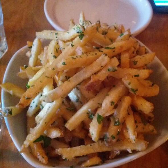 Truffle Fries @ Hobnob