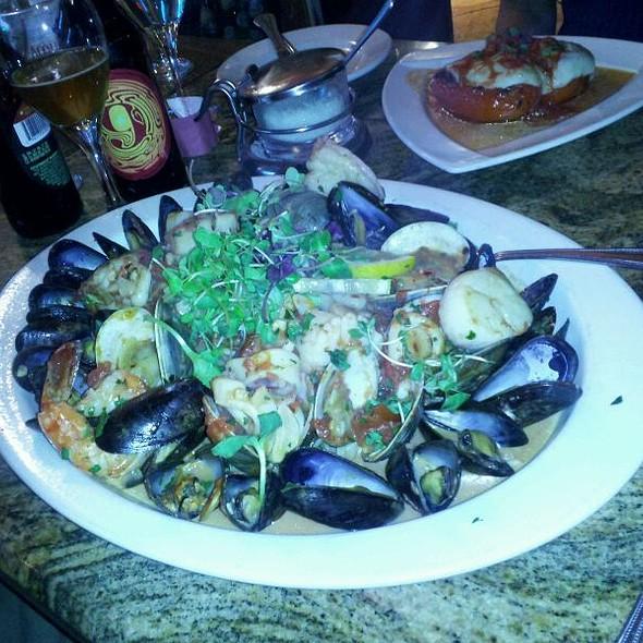 seafood fra d'iablo  @ Cafe Alessio