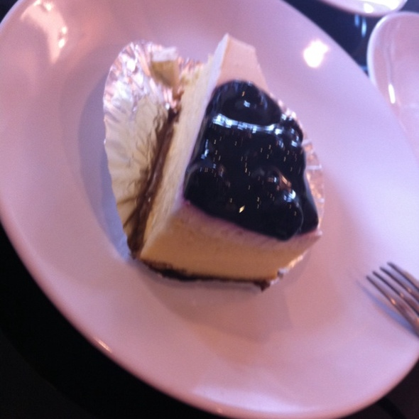 Blueberry Cheese Cake @ all about cake