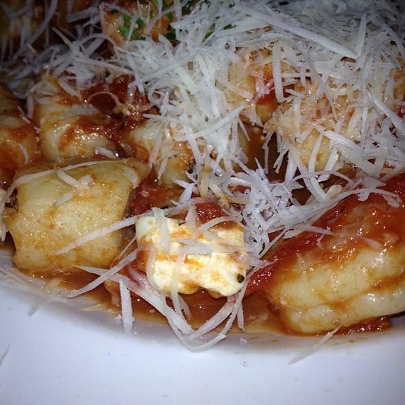 Gnocchi With Shrimp And Ricotta - Wheatfields Restaurant & Bar, Saratoga Springs, NY