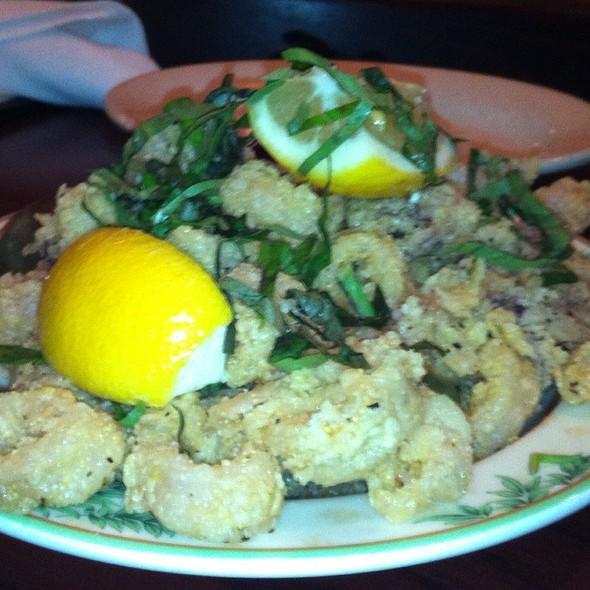 Calamari Fritti - Argia's, Falls Church, VA