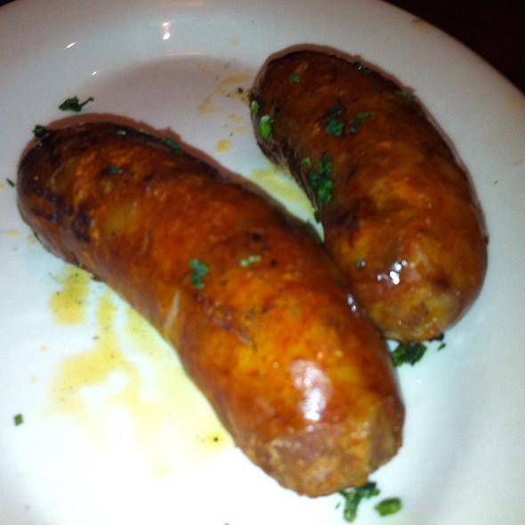 Hot Italian Sausage - Argia's, Falls Church, VA