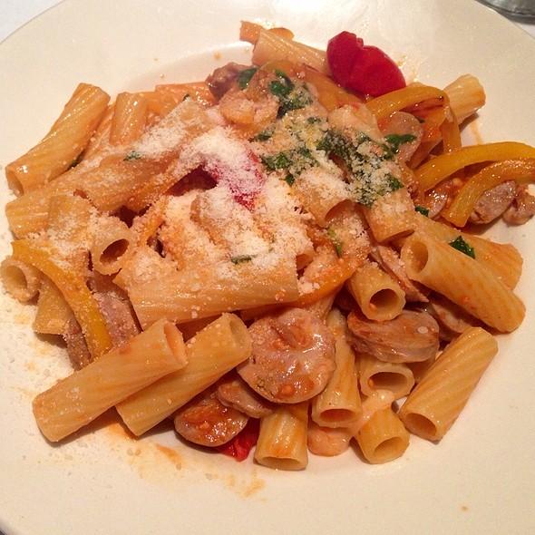 Rigatoni With Sausage @ Pasta E Pani