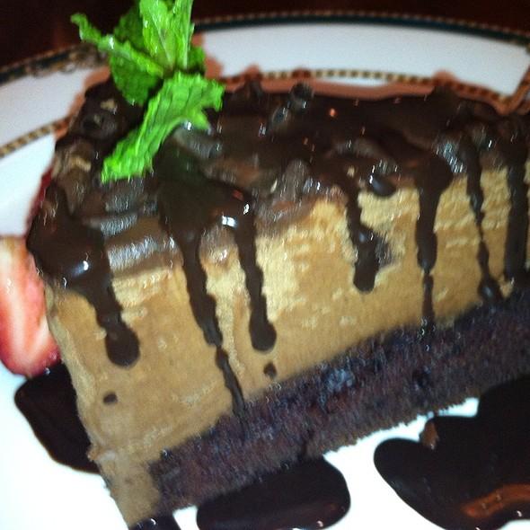 Chocolate Mousse Cake - Argia's, Falls Church, VA