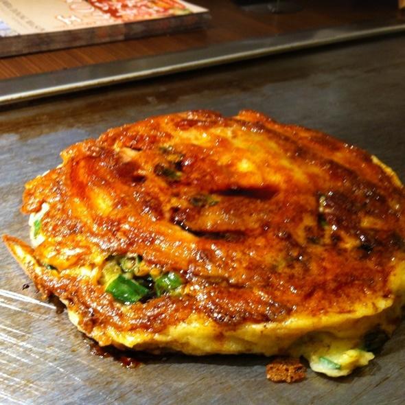 Pork Negiyaki