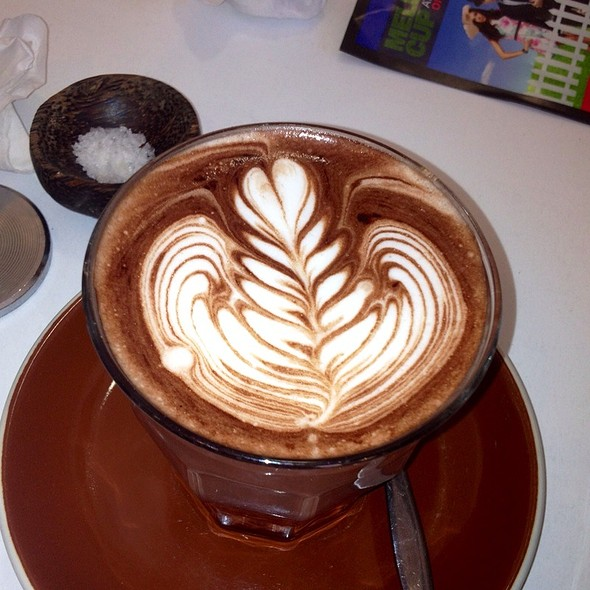 Hot Chocolate @ The Fine Food Store