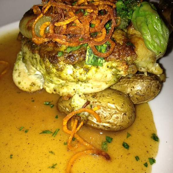 Chicken @ Loews Hotels-Coronado Bay Resort