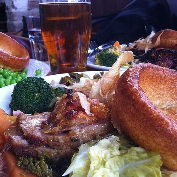 Roast Pork Shoulder @ The Constant Service