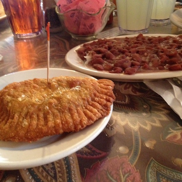 Crawfish Pie & Red Beans And Rice