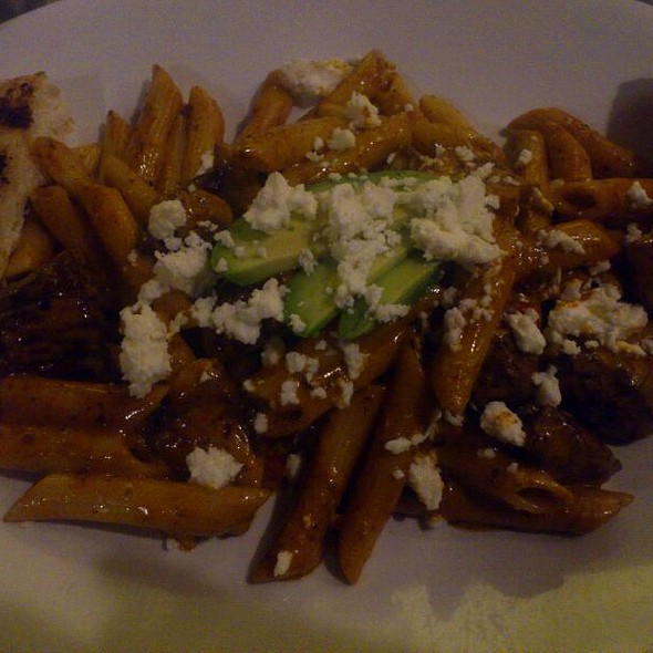 Penne Tip @ Tipper Restaurant & Review Room The