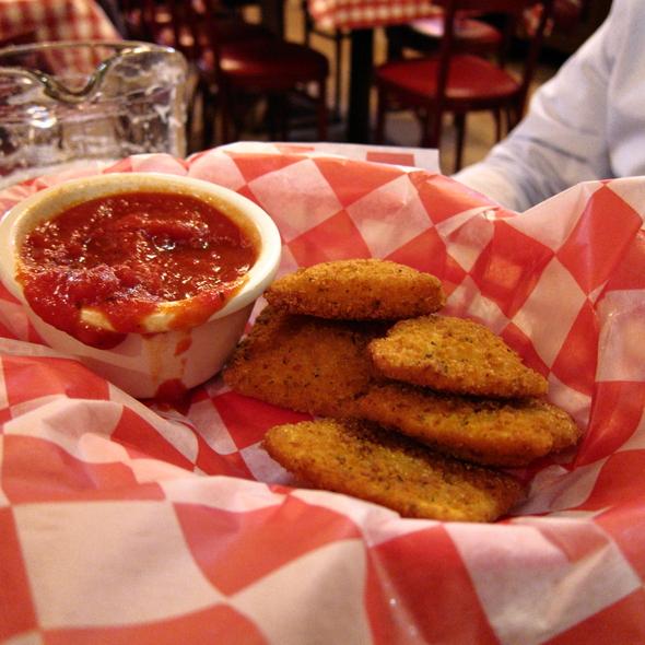 Fried Raviolis