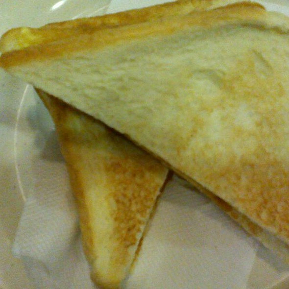 Roti Bakar Kaya