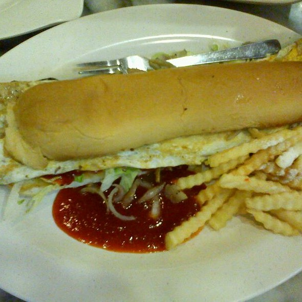 Foot Long Hot Dog