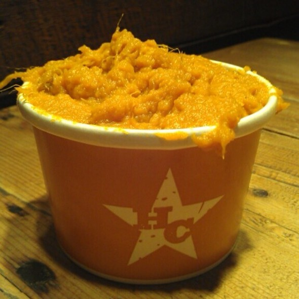 Sweet Potato Bourbon Mash - Hill Country Barbecue Market – Flatiron, New York, NY