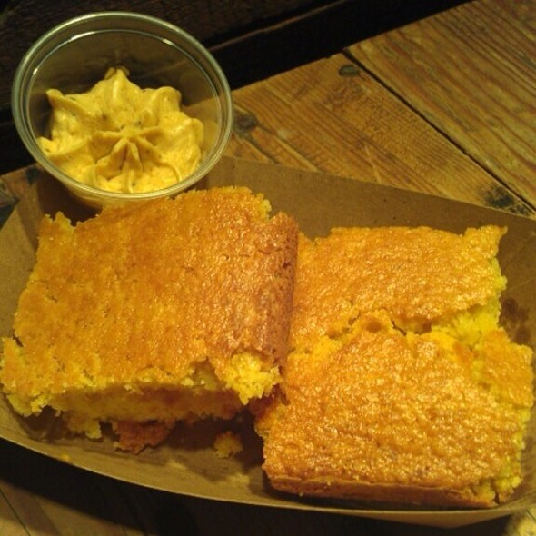 Skillet Cornbread  - Hill Country Barbecue Market – Flatiron, New York, NY