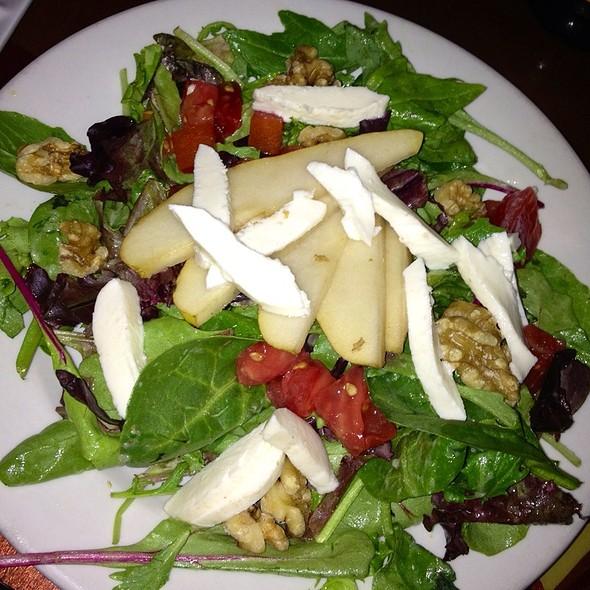 Pear Mozarrella Salad - Laurrapin Grille, Havre De Grace, MD