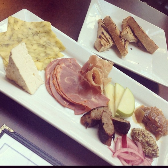 Charcuterie Board @ Below The Radar