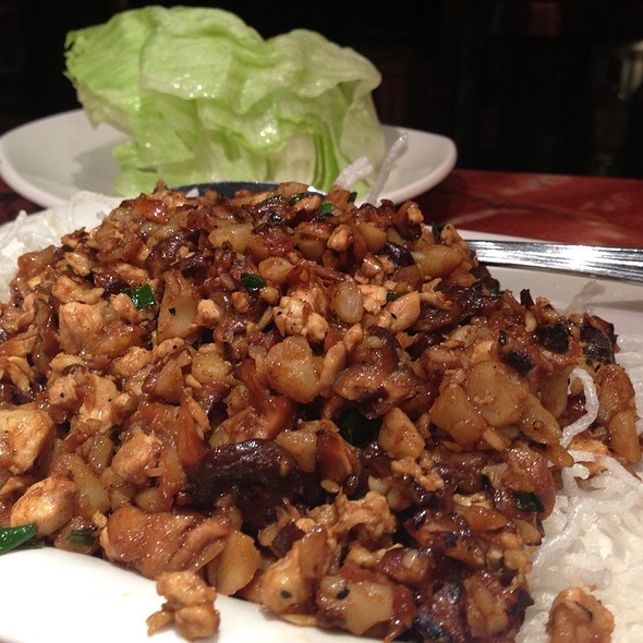 Chicken Lettuce Wraps @ P.F. Chang's China Bistro