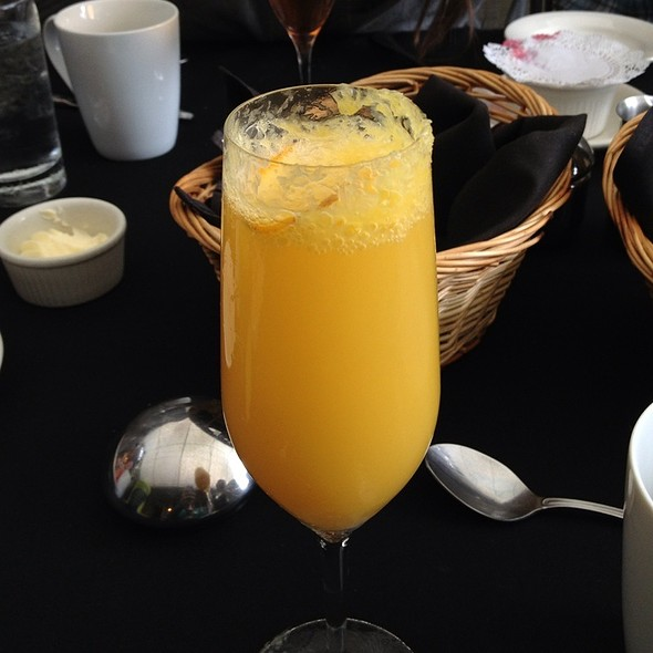 Mimosa - On The Verandah, Highlands, NC