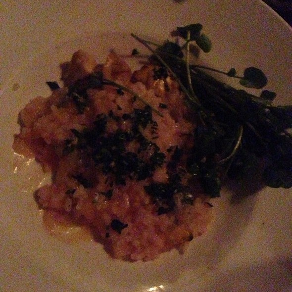 Vegan Risotto @ Front Porch