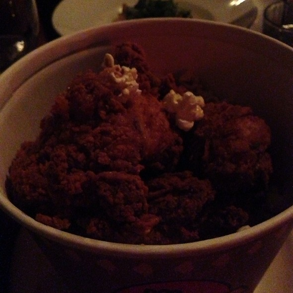 fried chicken @ Front Porch