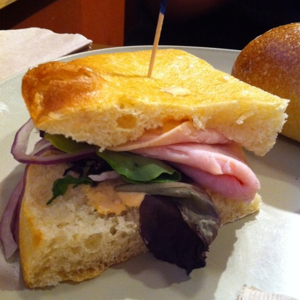 Panera Bread Menu - Northridge, CA - Foodspotting