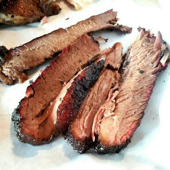 Beef Brisket @ Smoke City Market