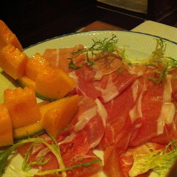 Prosciutto di Parma with Melon - Mezzogiorno, New York, NY