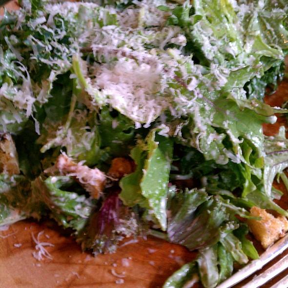 Kale Caesar Salad @ The Spence