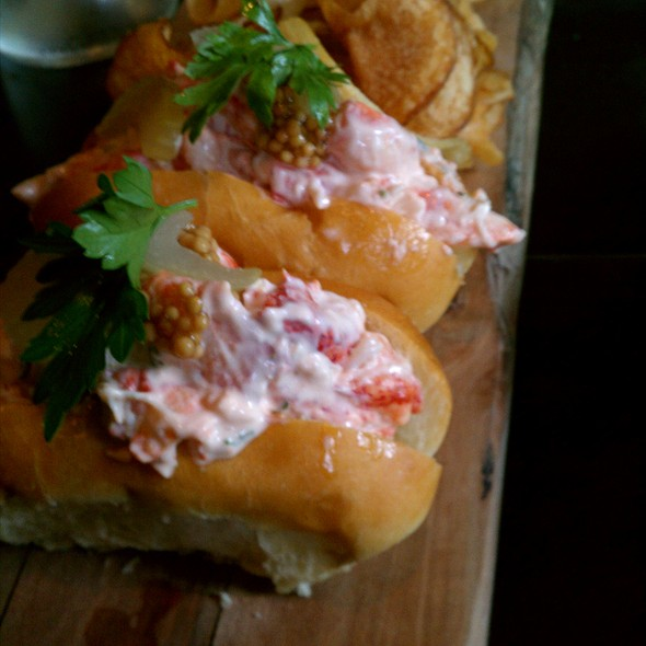 Lobster Knuckle Sandwiches @ The Spence