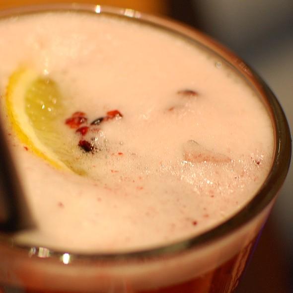 Blackberry Long Island Iced Tea @ T.G.I Friday's