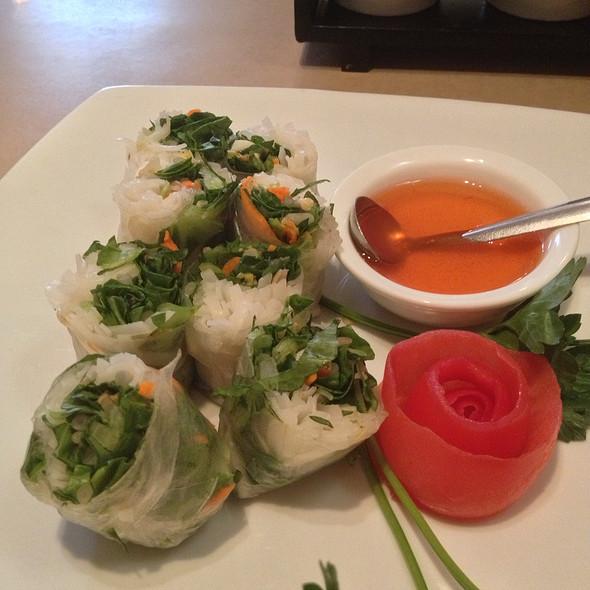 Spring Rolls (Vegan) @ Komol Restaurant
